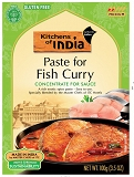 Paste for Fish Curry 100g Kitchens of India