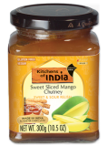 Sweet Sliced Mango Chutney 300g(Kitchens of india)